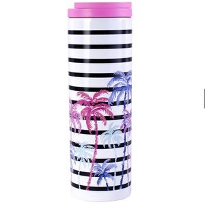 LILLY PULITZER Stainless Steel Tumbler Desert Palm
